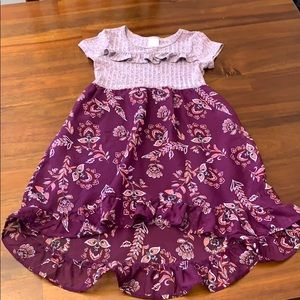 EUC girls 6/6x dress